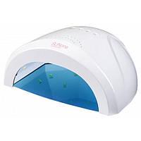 УФ лампа для сушки гель лака Sun 1 CCFL LED 48W, таймер от 5 до 120сек, магнитное дно, Сушилка для ногтей, Лампа для ногтей