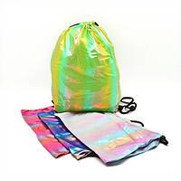 Сумка для взуття Lime розмір 42х32см, різні кольори, поліестер, сумка під взуття, чохол взуттєвої, рюкзак для взуття, рюкзак, сумка
