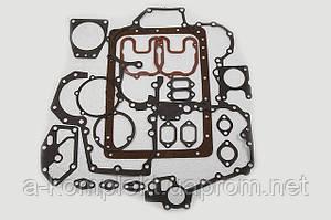 Набор прокладок двигателя (дез медных прокладок) Д-21 (Т-25)  (арт.19051)