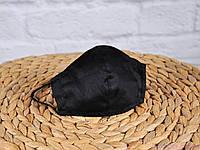Маска для лица, Черная, фото 1