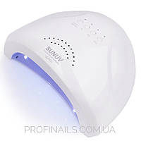 UV+ LED лампа для сушки гелевых ногтей гибрид sun 1 48Ват, фото 1