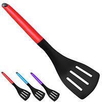 """Лопатка кухонна """"Color"""" R86071, розмір 32 * 9см, пластик, різні кольори, кухонне приладдя, набір кухонний, лапатка"""
