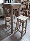 Стіл барний 1200х800х300, фото 8