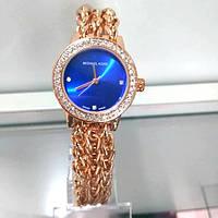 Ручні жіночий годинник Michael kros 6547 кварцовий, нержавіюча сталь, золотисті, Годинники, Наручний годинник, Годинники жіночі