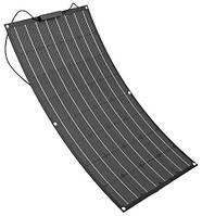Гнучка безрамна сонячна панель 100W ALT-FLX-100 100 Вт, (монокристал)