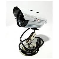 Вулична IP - Відеокамера спостереження Camera 635 1,3 mp інтернет, запис на TF карту