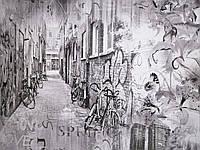 Обои Амстердам 504-10 винил горячего тиснения,ширина 1.06,в рулоне 5 полос по 3 метра., фото 1