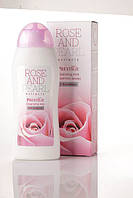 """Очищающее молочко с эктрактом болгарской розы и жемчуга серии """"Rose&Pearl"""""""