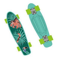 Детский скейтборд GO Travel (с рисунком)
