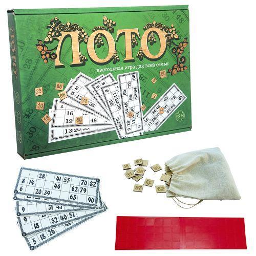 Настольная игра Лото 30661