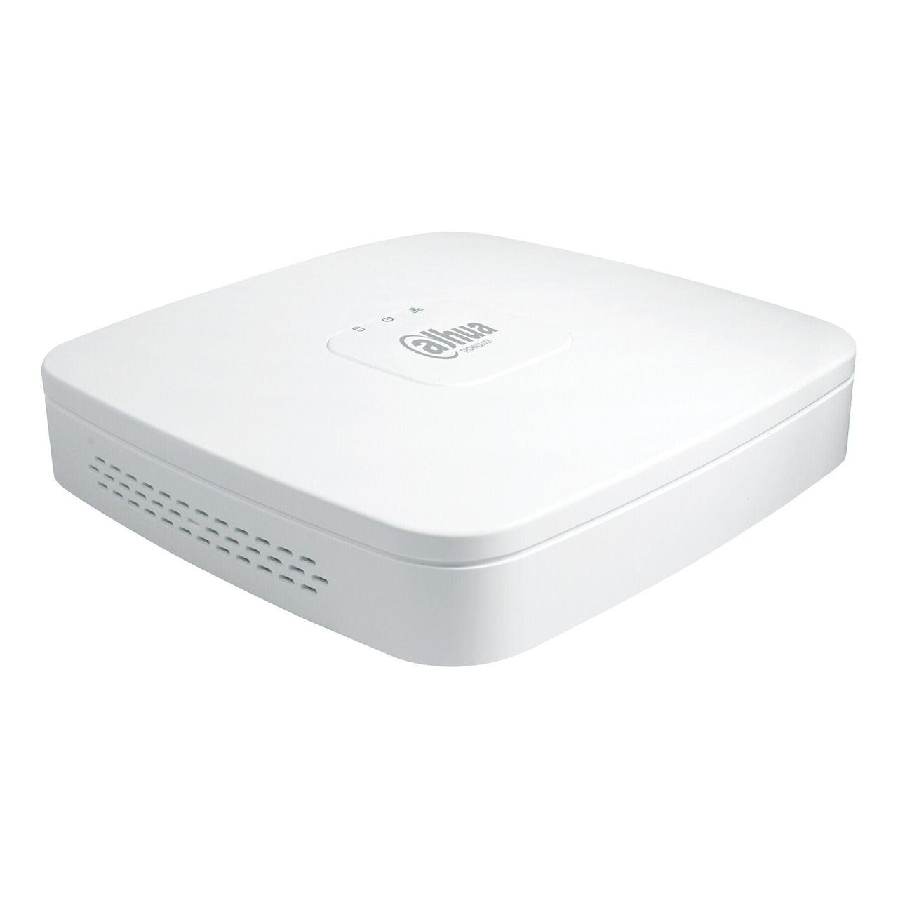 8-канальный Smart 4K сетевой видеорегистратор Dahua DHI-NVR4108-4KS2/L