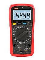 UT890D+, профессиональный мультиметр TrueRMS, фото 4