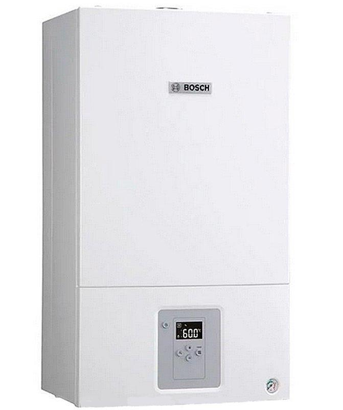 Газовый двухконтурный котел Bosch Gaz 6000 W WBN 6000-24С RN для площади 250 м2 (7736900168)