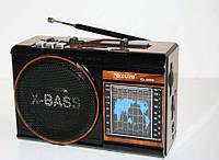 Портативный радиоприемник GOLON RX-9009 + фонарик  *1313