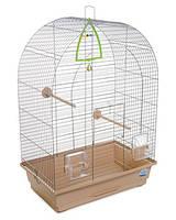 """Клетка для птиц """"Арка"""", хром"""
