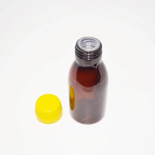 Флакон пластиковый 125 мл с дозатором