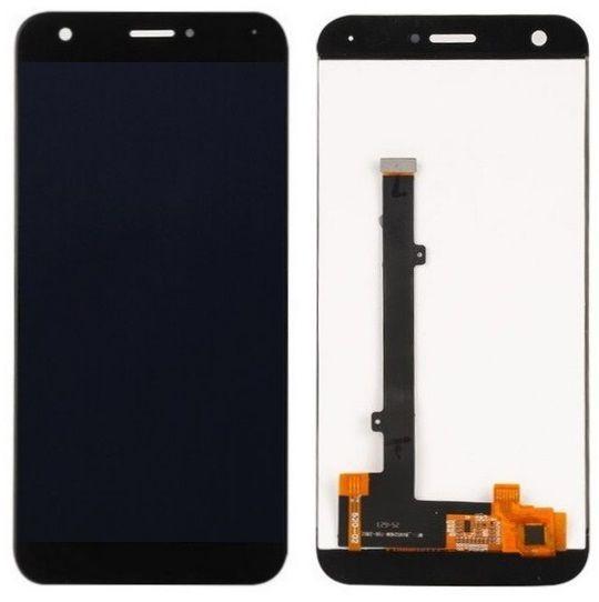 Дисплей модуль для ZTE Blade A512, Z10 в зборі з тачскріном, чорний