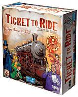 Настольная игра Hobby World Ticket to Ride: Америка  (1530), фото 1