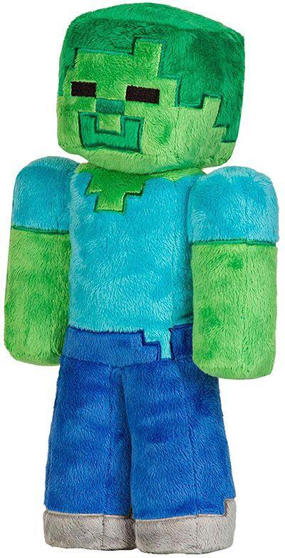 "Фигурка JINX Minecraft - Zombie Plush, 12"" Multi-Color"