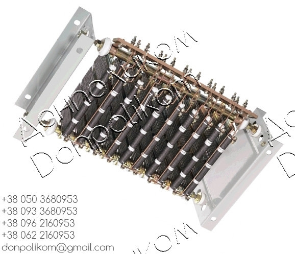 ЯС-3 №140510 блок резисторов стандартизированный