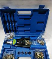 Заклепочник резьбовой M5-M12 с комплектом заклепок  Alloid ЗР-9082, фото 1
