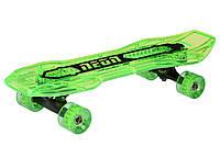 Скейтборд Neon Cruzer Зеленый N100792 (N100792)