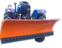 Задний отвал для трактора 2 м, фото 1