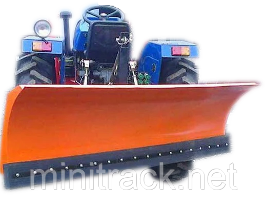 Задний отвал для трактора 2 м