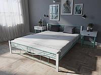Кровать MELBI Эмили Двуспальная  140190 см Бирюзовый КМ-011-02-3бир, КОД: 1398521