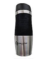 Термокружка EdelHoff EH-5314 380 мл Черная tdx0000973, КОД: 1618302