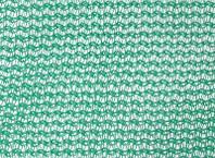 Защитная фасадная сетка для строительных лесов  120 г/кв.м., 1.9х50 м светло-зеленая