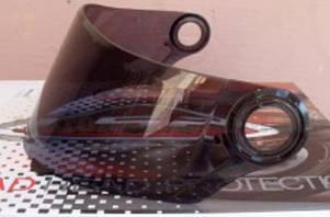 Тонированный визор под мото шлем интеграл Fxw 122, фото 2