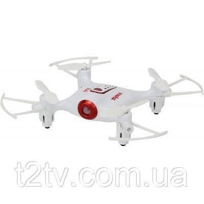 Радиоуправляемая игрушка Syma Квадрокоптер с 2,4 Ггц управлением 13,5 cм (X21)
