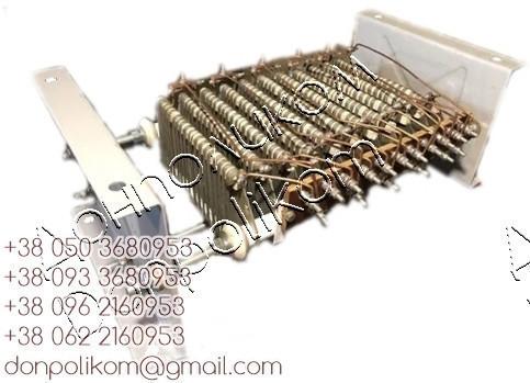 ЯС-3 №140604 блок резисторов стандартизированный