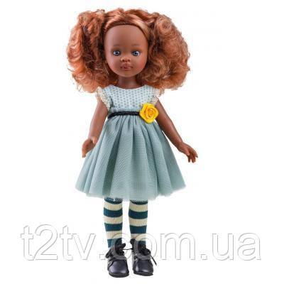 Кукла Paola Reina Нора с розой 32 см (04512)