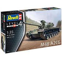 Сборная модель Revell Танк М28 Паттон III уровень 4, 1:35 (RVL-03287)