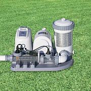 Хлоргенератор с фильтр-насосом Intex 54612