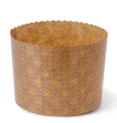 Паперова форма для випікання паски 170 х 115, упаковка 1100 шт, фото 2