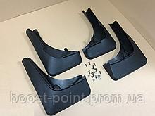 Брызговики пластик, под оригинал под порог и без арок bmw x5 e70 (бмв x5 e70) 2006, 2007-2013гг