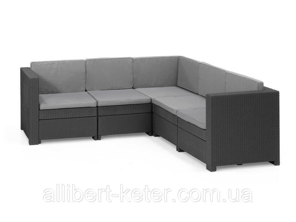 Комплект садовой мебели Allibert by Keter Provence Set Without Coffee Table