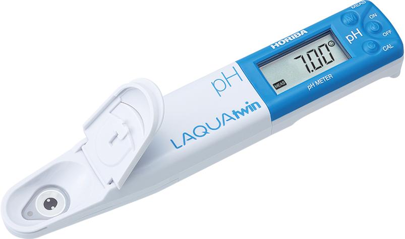 РН-метр Ручной высокоточный HORIBA LAQUAtwin pH-22, фото 2