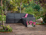 Комплект садовой мебели Allibert by Keter Provence Set Without Coffee Table, фото 6
