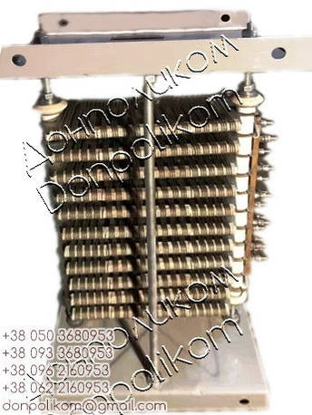 ЯС-3 №140607 блок резисторов стандартизированный, фото 2