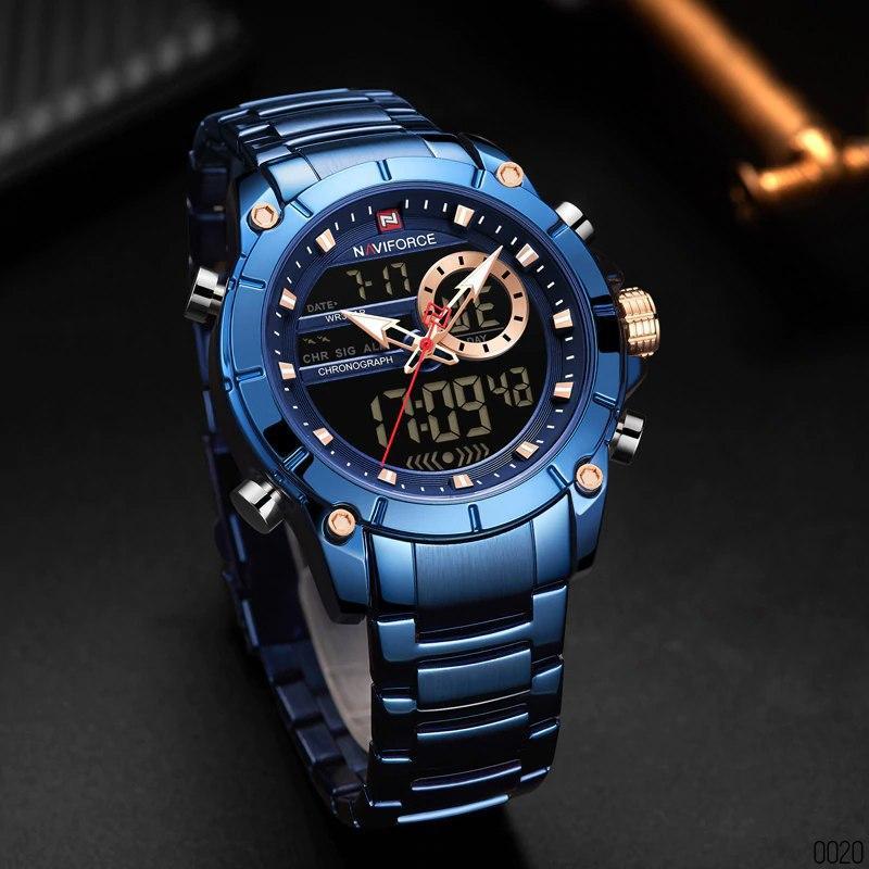 Часы наручные Naviforce NF9163 All Blue