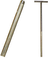 Бур ручной Aquatec 80 см