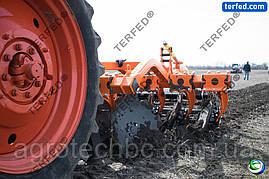 Борона дисковая ТАУРУС-2,8 навесная (25% компенсация), фото 3
