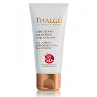 Антивозрастной Солнцезащитный Крем Thalgo Age Defence Sun Screen Cream SPF50+