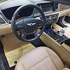 Автомобильные коврики EVA для Mercedes W140 (long), фото 5