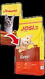 Корм для котов JosiCat Tasty Beef 18 кг (Говядина), фото 2
