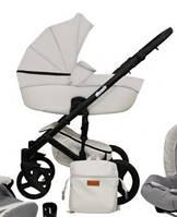Детская универсальная коляска 2в1 Mikrus Comodo 6 (Белый)